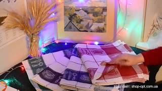 Обзор кухонных полотенец из льна
