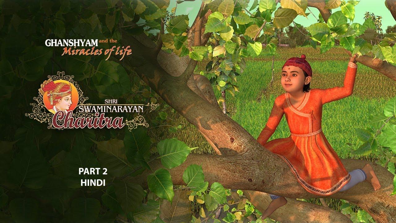 Download SSC2 - Hindi - Ghanshyam and the Miracles of Life: Shri Swaminarayan Charitra - Pt 2