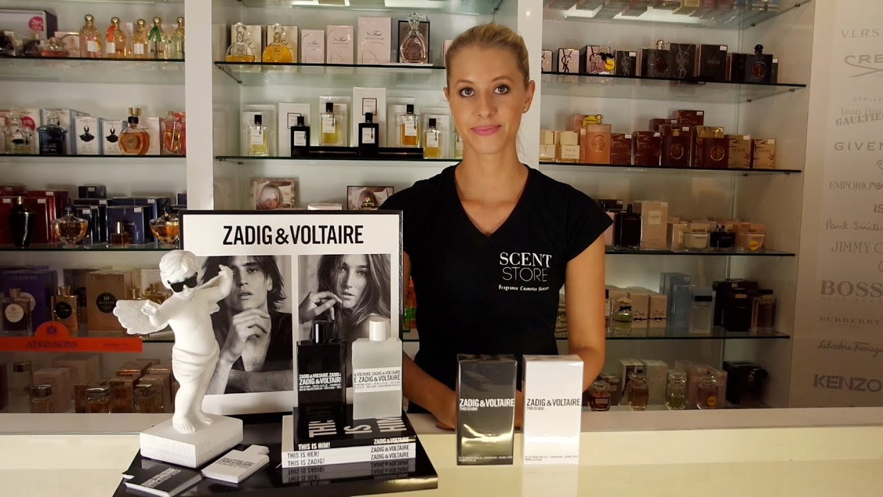 New Release: Zadig & Voltaire Perfume & Aftershave Review ...