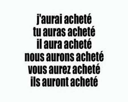 Acheter A Tous Les Temps French