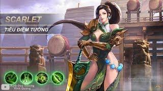 [Tiêu Điểm Tướng]  Scarlet - AOG Đấu Trường Vinh Quang