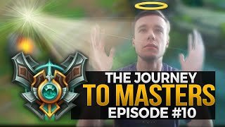 GODMERCY x TILTMERCY? - Journey To Masters #10 - League of Legends