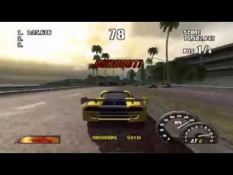 Perfect Run of Palm Bay Marina (No Crash) - Burnout 2 (PCSX2)