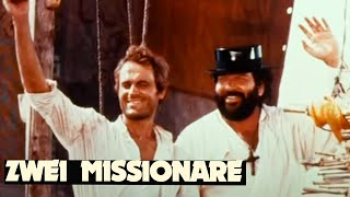 "Bud Spencer & Terence Hill: ""Zwei Missionare"" - Trailer (1974)"