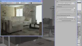 Global Illumination and Final Gather in mental ray for 3ds Max 2010
