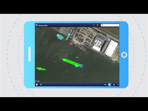 MarineTraffic Mobile App (v3.1)