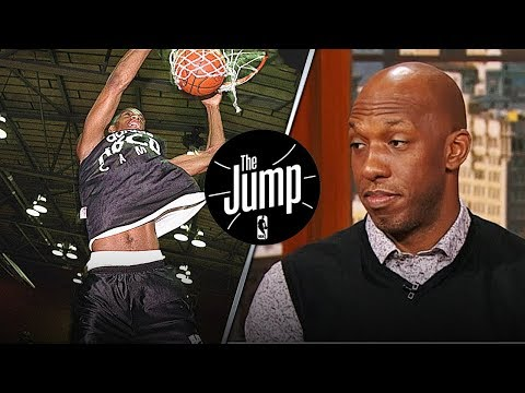 Billups Tells How Tracy McGrady Became Unknown To #1 Player In Nation In 1 Game | The Jump