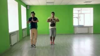 Видео урок танца на песню 'Недетское время' online video cutter com