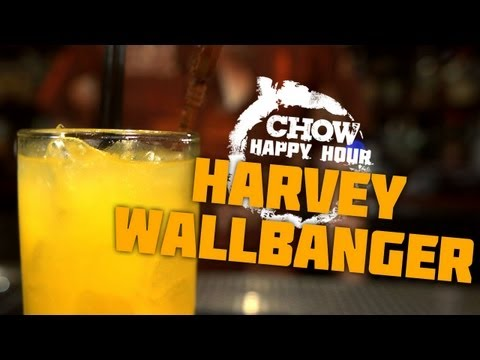 Get The Harvey Wallbanger and Fern Bar Cocktails - CHOW Happy Hour Snapshots