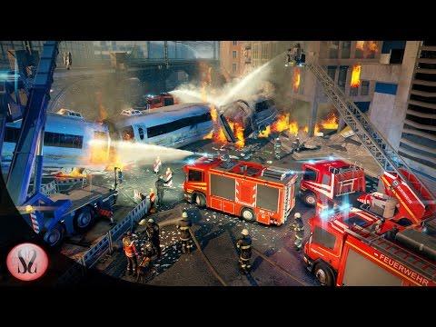 Emergency 2017 Gameplay - Earthquake