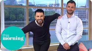 Rylan Hilariously Fangirls Over The Spice Girls | This Morning