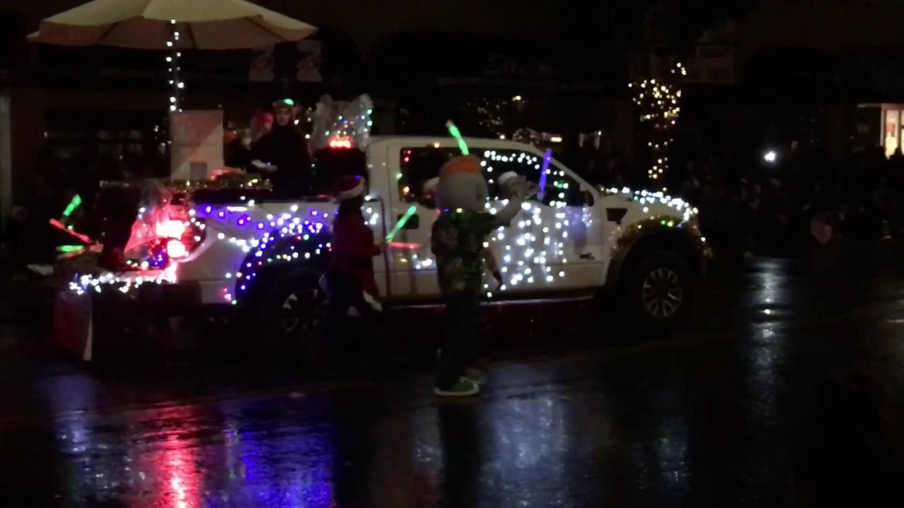 Lights on parade Hollister & Lights on parade Hollister - YouTube