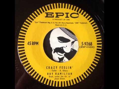 Roy Hamilton - Crazy Feelin' (Epic)