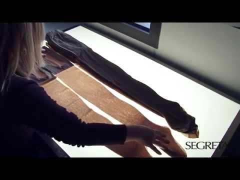 Segreta graduated compression hosiery - English