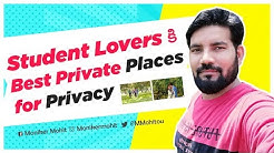Best Private Places For Students for Privacy