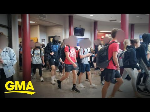 School Safety Protocols Vary Across The Country | GMA