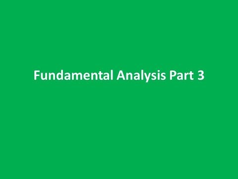 Fundamental Analysis Part 3  (market capitalization) hindi-online share market
