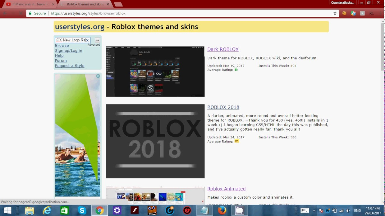 How To Get The 2016old Roblox Logo Back 2017 Working Youtube