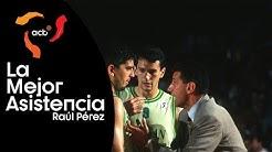 #LaMejorAsistencia de Raúl Pérez