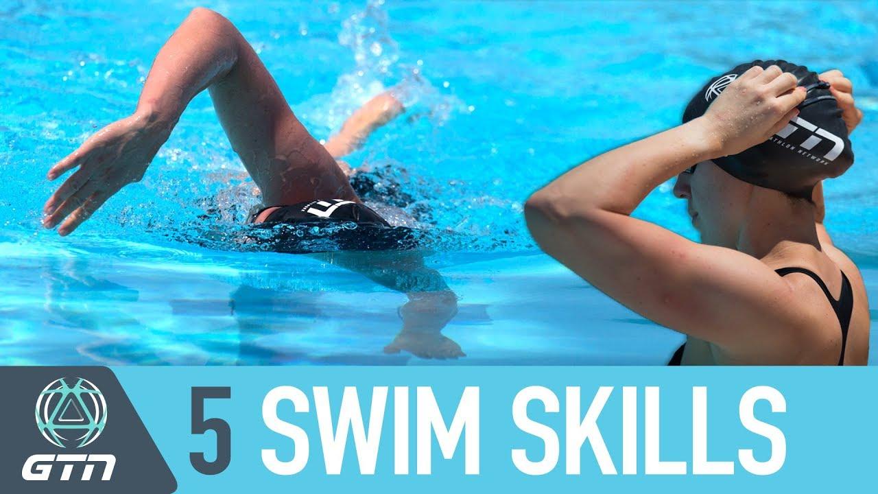 1b4fd6f1c9e Top 5 Essential Swim Skills To Master | Triathlon Swimming Tips For  Beginners