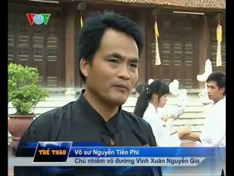 Vĩnh Xuân Nguyễn Gia với truyền hình VOV