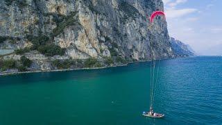 Kitesurfen am Gardasee | Kiteschule Gardasee Kitesurf Adventure