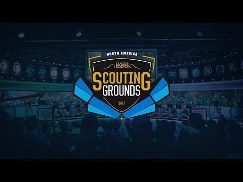 MTN vs. OCN | Game 1 | 2017 NA Scouting Grounds | Team Mountain Drake vs. Team Ocean Drake