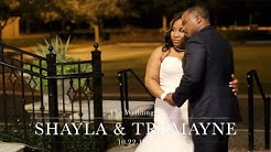 Shayla + Tremaine: Wedding Teaser at Oakleaf Plantation in Orange Park , FL