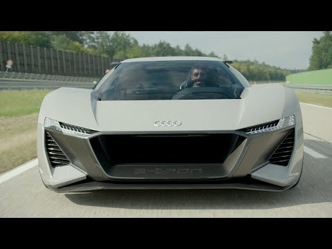 2020 Audi Pb18 E Tron Interior Exterior And Drive