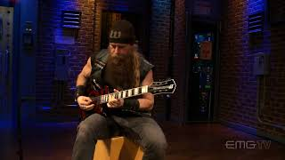 Low Rider by Zakk Wylde on EMGtv