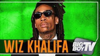 Wiz Khalifa on Rolling Papers 2, Dazed & Blazed, Jimmy Wopo & A lot more