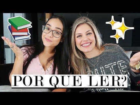 BENEFÍCIOS DA LEITURA PRA SUA VIDA ft. Marcela Jung Coach