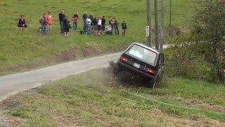 Rallye Mont Blanc Morzine 2014 VHC Historic cars