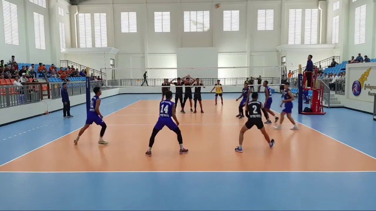 [LIVE] Cambodia National Volleyball 6 - Mohaptey Vs Snong Ka