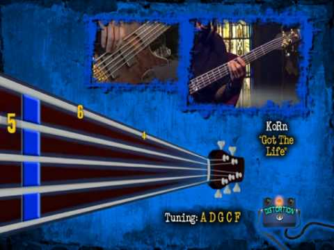 imv fieldy from korn video tabs got the life bass lesson youtube. Black Bedroom Furniture Sets. Home Design Ideas