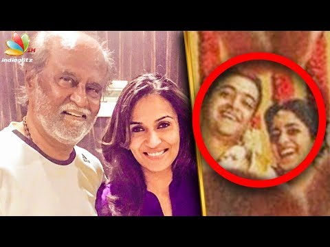 Rajinikanth's Former Son-in-law Marries for the second time