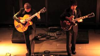 I Want You Back - Acousphere(Motion Blue YOKOHAMA Live Cafe Music Lovers Night 2013)(guitar duo)