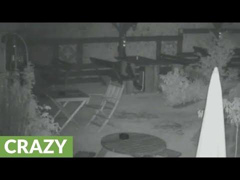 Ghost causes physical disturbances in haunted pub
