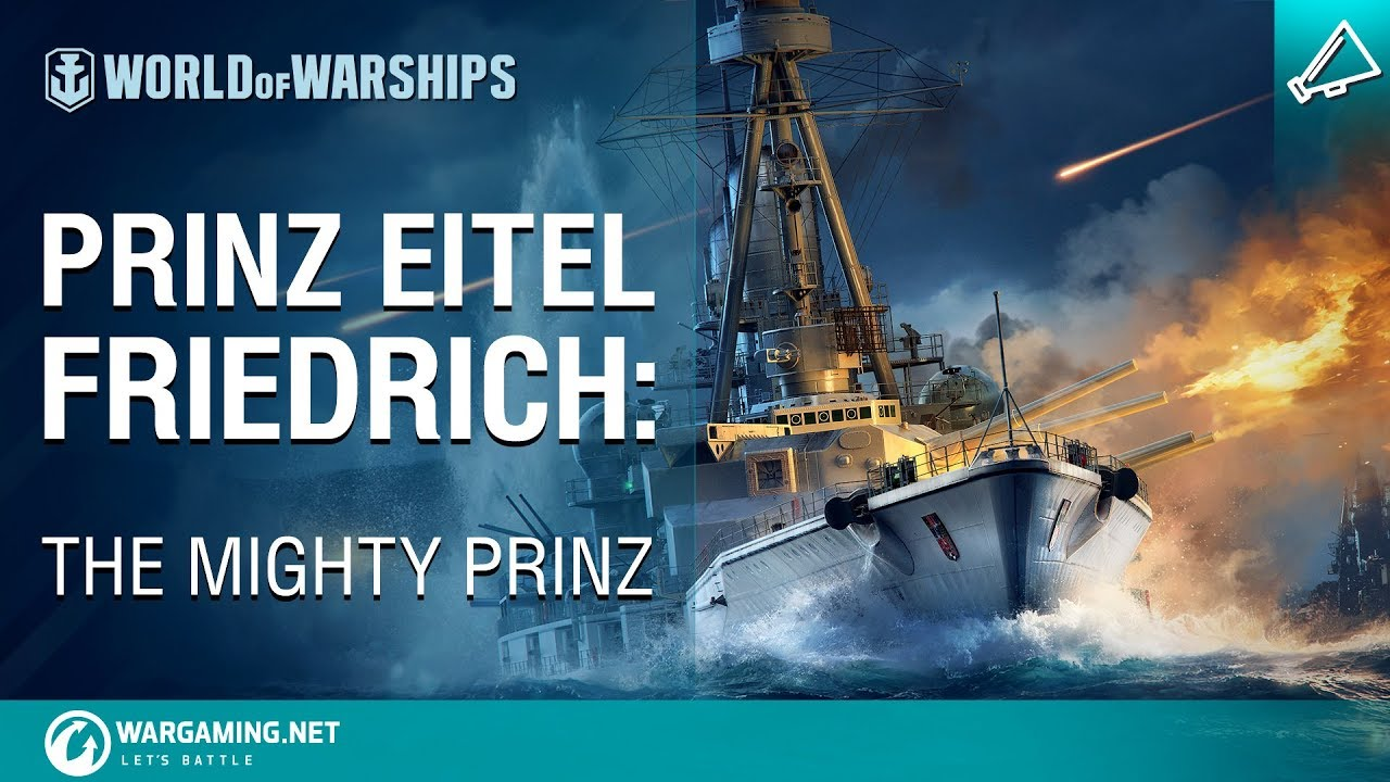 Prinz Eitel Friedrich - Global wiki  Wargaming net