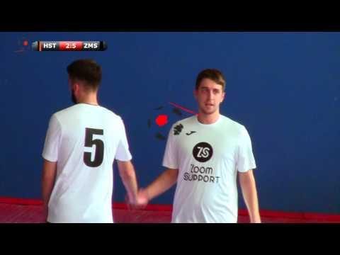 Обзор матча HostPro - ZoomSupport United #itliga14