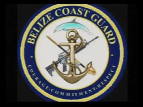 BELIZE COAST GUARD - 11TH ANNIVERSARY/ BEST WARRIORS COMPETITION