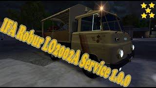 "[""IFA Robur LO2002A Service 1.0.0"", ""IFA Robur LO2002A"", ""Mod Vorstellung Farming Simulator Ls17:IFA Robur LO2002A Service"", ""Mod Vorstellung Farming Simulator Ls17:IFA Robur LO2002A""]"