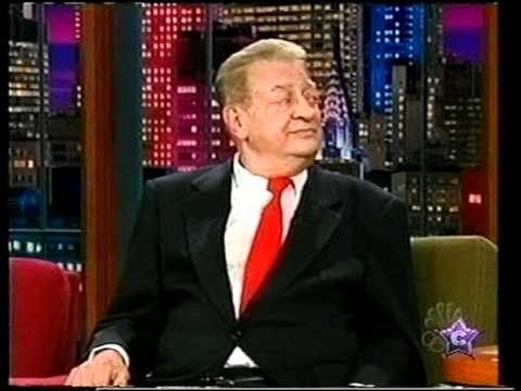 Rodney Dangerfield on Jay Leno Tonight Show Aug 2001