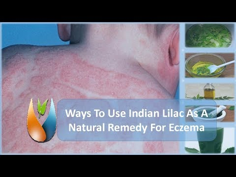 Ways To Use Indian Lilac As A Natural Remedy For Eczema
