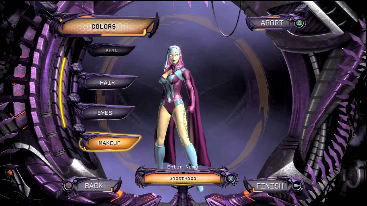 Let's Play: DC Universe Online PS3 (Female Villain) Episode 1