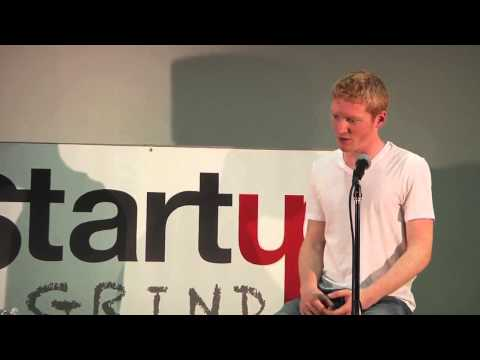 Patrick Collison (Stripe) at Startup Grind Silicon Valley