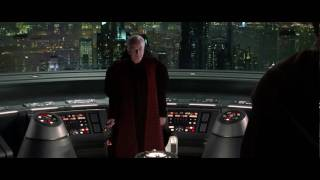 (hd 1080p) mace windu vs. darth sidious & anakin skywalker