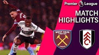 Fulham v. West Ham | PREMIER LEAGUE MATCH HIGHLIGHTS | 12/15/18 | NBC Sports