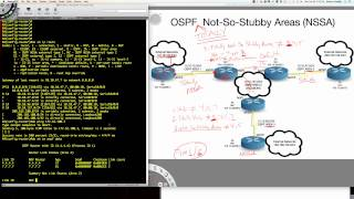 OSPF Stub Area Types - An Intro: The Totally Not-So-Stubby Area (NSSA) Config and Verification