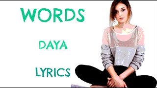 Words Daya Lyrics.mp3